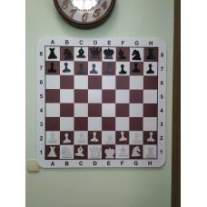 """Доска демонстрационная шахматная в комплекте с фигурами """"Премиум"""""""